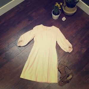 ✨NWOT✨Calvin Klein Keyhole with 3/4 Length Dress